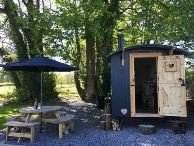 Meet the owner - Nigel Eades - Angharad Shepherd's Hut
