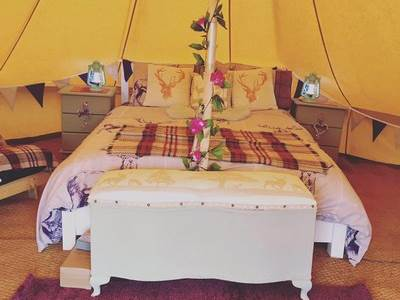 Merry Dale Bell Tents - Standard