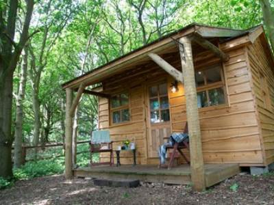 The Cedar Lodge @ West Stow Pods