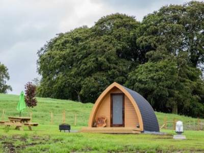 Lisnabrague Lodge Glamping Pods