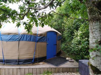 Scorrodale Yurt at Runach Arainn