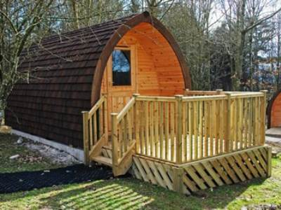 Hillcroft Family Glamping Pods