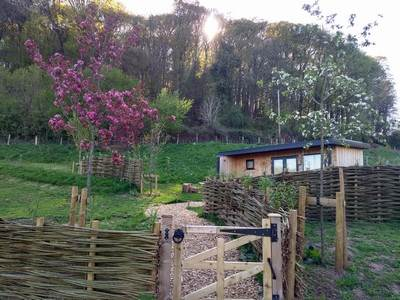 The Nest at The Roost Luxury Glamping
