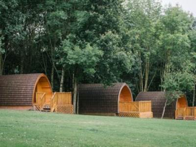 Hillcroft Glamping Pods