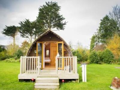 Solway Coast Glamping Pods