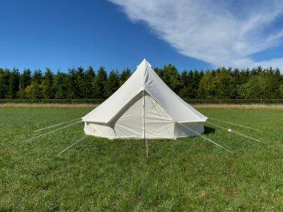 Luxury Family Bell Tents