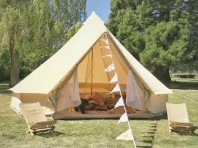 Sea Shanty Bell Tent