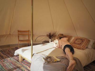 Rosie's Bell Tent