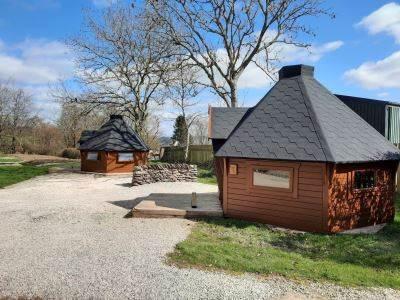 Ullswater camping Cabins