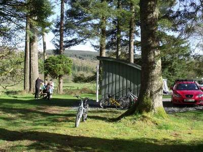 Little Lodge at Glendaruel Caravan Park