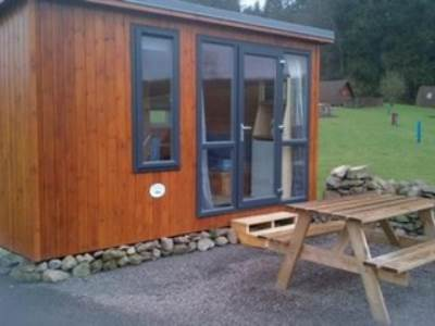 Little Lodge at Barnsoul Caravan & Camping
