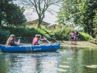Safari Tents at Kingfisher Lakes