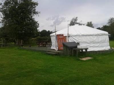 Llama's Retreat & Rhea's Roost Yurts