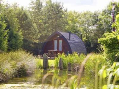 Lordstones Jumbo Glamping Pods