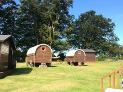 Woody's Western Wagons at Pinewood Park