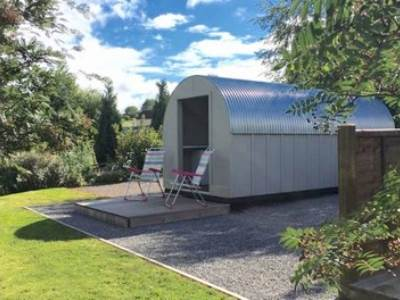 Greenway Farm Luxury Std Ark (4 berth)