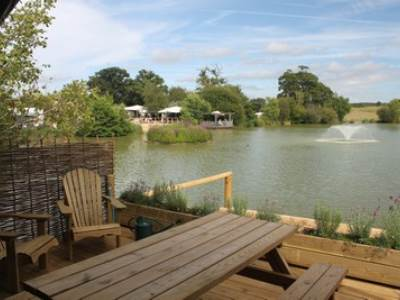 Swallow's Hide Safari Tent at Sumners Ponds