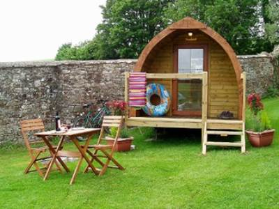 Little Torrington Escape Glamping Pod