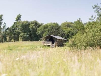 Meadow Escape at Sibbecks Farm Glamping