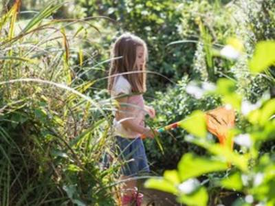 Stream Escape at Sibbecks Farm Glamping