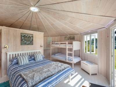 Family Cabins at Coastal Cabins Glamping